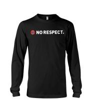 UEFA Mafia No Respect T Shirt Long Sleeve Tee thumbnail