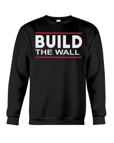 Build The Wall T Shirts