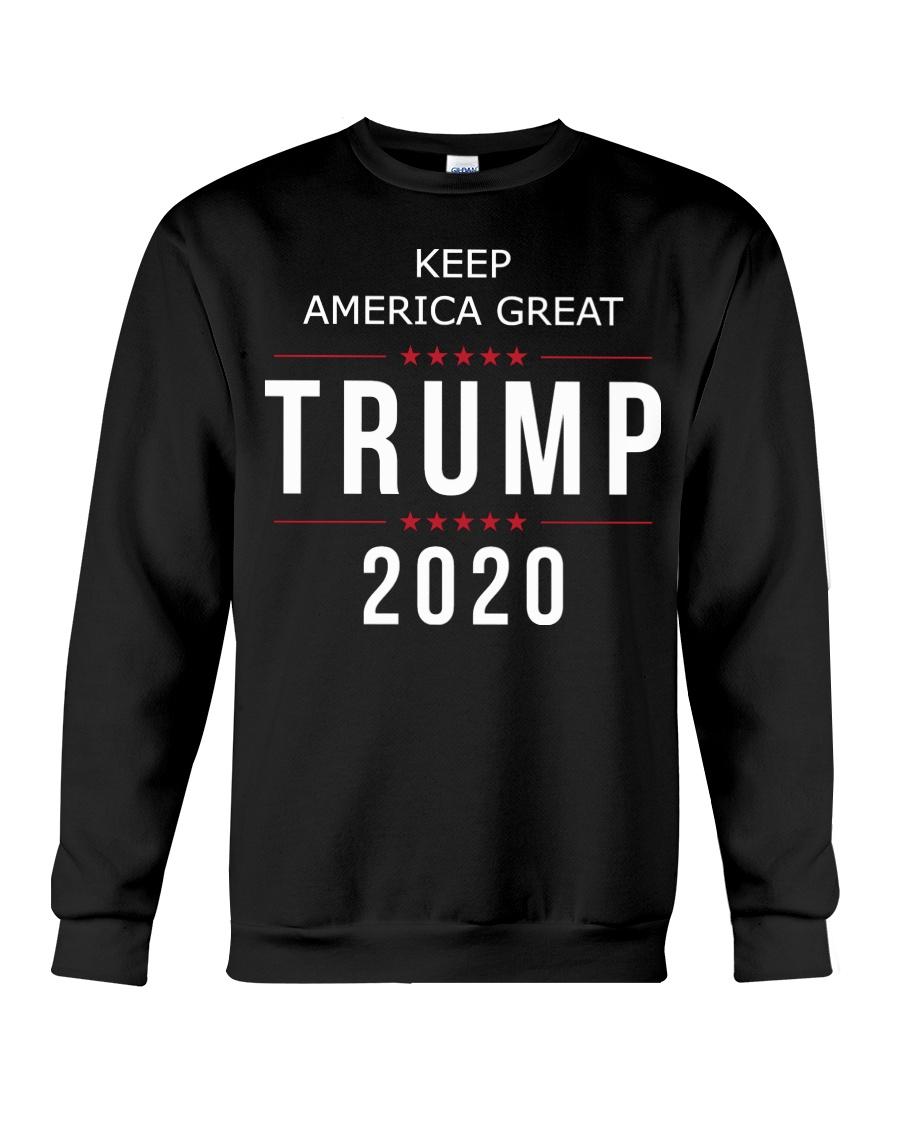 Trump 2020 campaign Shirt Crewneck Sweatshirt
