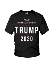Trump 2020 campaign Shirt Youth T-Shirt tile