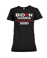 Biden Harris Shirt Premium Fit Ladies Tee thumbnail
