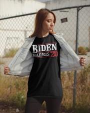 Biden Harris 2020 Shirt Classic T-Shirt apparel-classic-tshirt-lifestyle-07