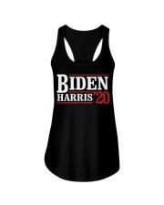Biden Harris 2020 Shirt Ladies Flowy Tank thumbnail