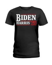 Biden Harris 2020 Shirt Ladies T-Shirt thumbnail