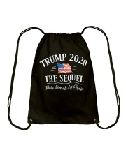 Trump 2020 Election Campaign T Shirt Drawstring Bag tile