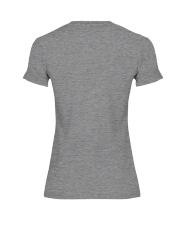 women for trump 2020 t shirt Premium Fit Ladies Tee back