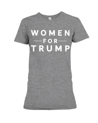 women for trump 2020 t shirt