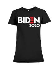 Biden 2020 T Shirt Premium Fit Ladies Tee thumbnail