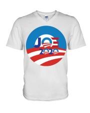 Joe 2020 t shirt V-Neck T-Shirt thumbnail