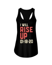 I will Rise UP Ladies Flowy Tank thumbnail