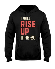 I will Rise UP Hooded Sweatshirt thumbnail