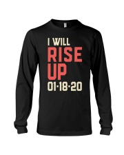 I will Rise UP Long Sleeve Tee thumbnail