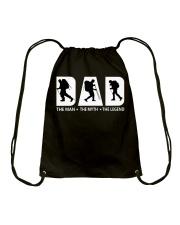 Rise Up  Drawstring Bag thumbnail