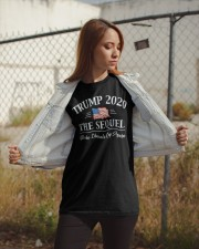 Trump 2020 Classic T-Shirt apparel-classic-tshirt-lifestyle-07