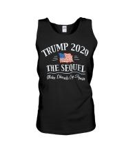 Trump 2020 Unisex Tank thumbnail