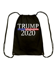 Trump 2020 Shirt Drawstring Bag thumbnail