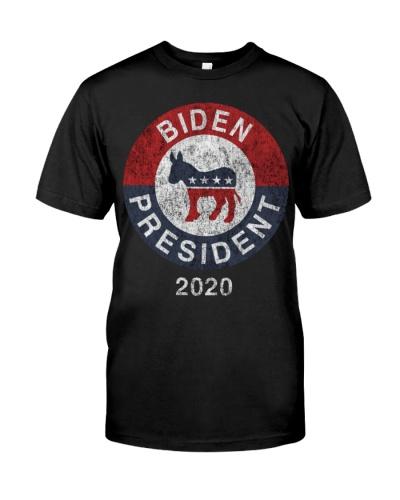 Biden President  2020 T Shirt