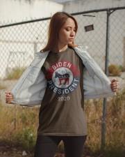 Biden President  2020 T Shirt Classic T-Shirt apparel-classic-tshirt-lifestyle-07