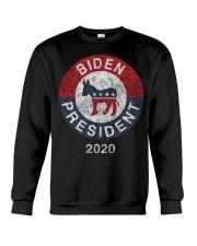 Biden President  2020 T Shirt Crewneck Sweatshirt thumbnail