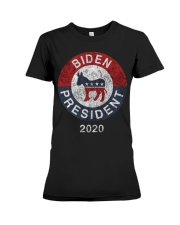 Biden President  2020 T Shirt Premium Fit Ladies Tee thumbnail