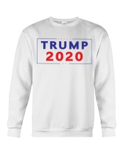 Trump  2020  t shirt designs Crewneck Sweatshirt thumbnail