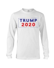 Trump  2020  t shirt designs Long Sleeve Tee thumbnail