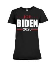 Joe Biden 2020  Shirt Premium Fit Ladies Tee thumbnail
