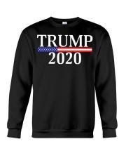 Trump 2020 Flag Shirt Crewneck Sweatshirt thumbnail