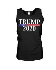 Trump 2020 Flag Shirt Unisex Tank thumbnail