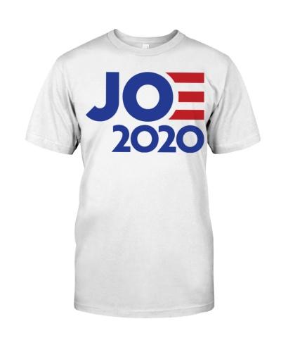 Joe 2020 campagin shirt