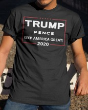 Trump Campaign 2020 Shirt  Classic T-Shirt apparel-classic-tshirt-lifestyle-28