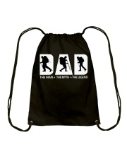 Pro -Human T Shirt Drawstring Bag thumbnail