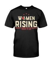 Women Rising Los AngelesT Shirt Classic T-Shirt thumbnail