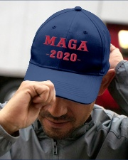 MAGA 2020 Hat Embroidered Hat garment-embroidery-hat-lifestyle-01