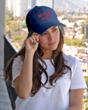 MAGA 2020 Hat Embroidered Hat garment-embroidery-hat-lifestyle-03