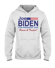 Joe Biden Shirt Hooded Sweatshirt tile