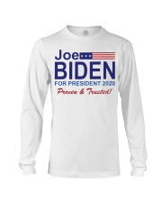 Joe Biden Shirt Long Sleeve Tee thumbnail