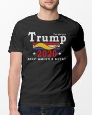 Trump 2020 Shirt Classic T-Shirt lifestyle-mens-crewneck-front-13