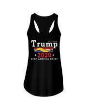 Trump 2020 Shirt Ladies Flowy Tank thumbnail