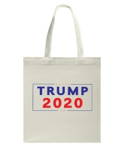 Trump  2020  t shirt Tote Bag tile
