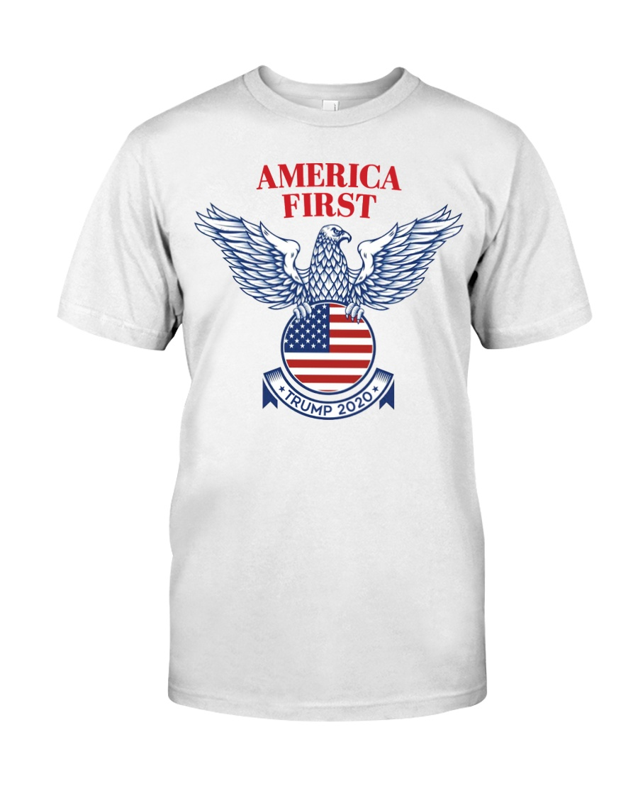 Trump  2020  t shirt Premium Fit Mens Tee