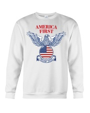 Trump  2020  t shirt Crewneck Sweatshirt thumbnail