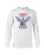 Trump  2020  t shirt Long Sleeve Tee tile