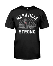 Nashville strong shirt Premium Fit Mens Tee thumbnail