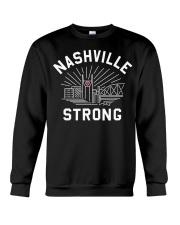 Nashville strong shirt Crewneck Sweatshirt thumbnail