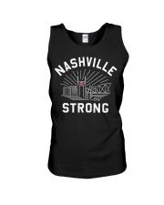 Nashville strong shirt Unisex Tank thumbnail