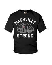 Nashville strong shirt Youth T-Shirt thumbnail