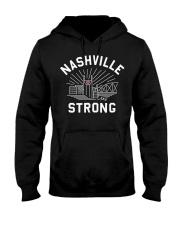 Nashville strong shirt Hooded Sweatshirt thumbnail