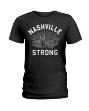 Nashville strong shirt Ladies T-Shirt thumbnail
