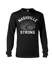 Nashville strong shirt Long Sleeve Tee thumbnail